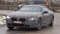 2019 BMW 8 Serisi casus fotoğraf