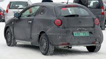 Alfa Junior Furiosa spy photo
