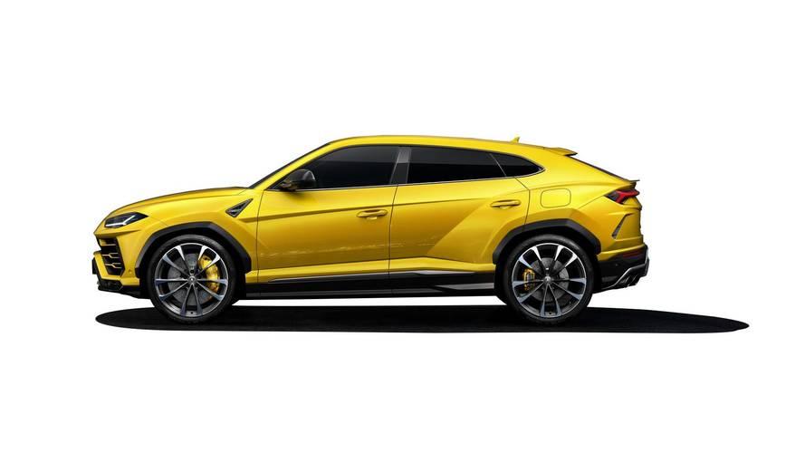 How Would You Configure Your Lamborghini Urus?