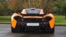 McLaren P1 Experimental Prototype