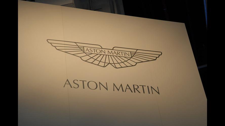 Aston Martin al Salone di Francoforte 2009