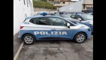 Renault Clio Polizia di Stato