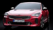 2018 Kia Stinger GT