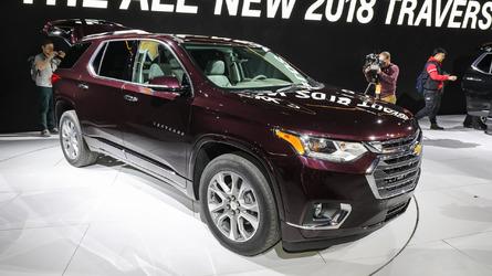 Chevrolet Traverse 2018 estreia com mais tecnologia e novos motores