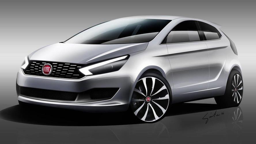Fiat confirma dois novos carros para o Brasil em 2017