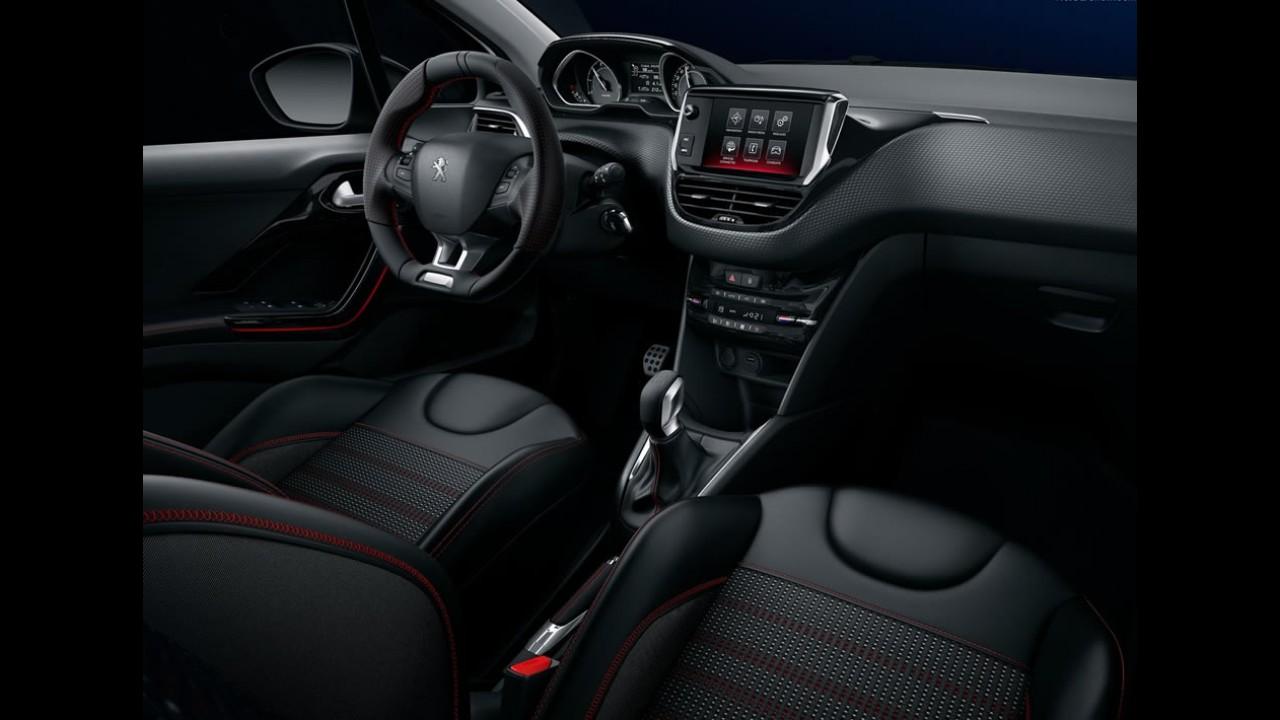 Peugeot vai apresentar 208 linha 2016 com novidades nesta quarta