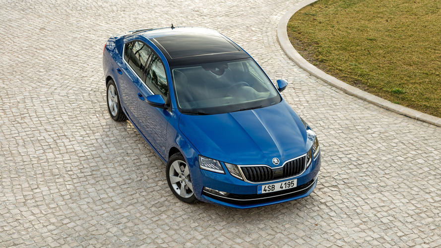 Skoda Octavia facelift with 1.5 TSI Evo engine coming this year