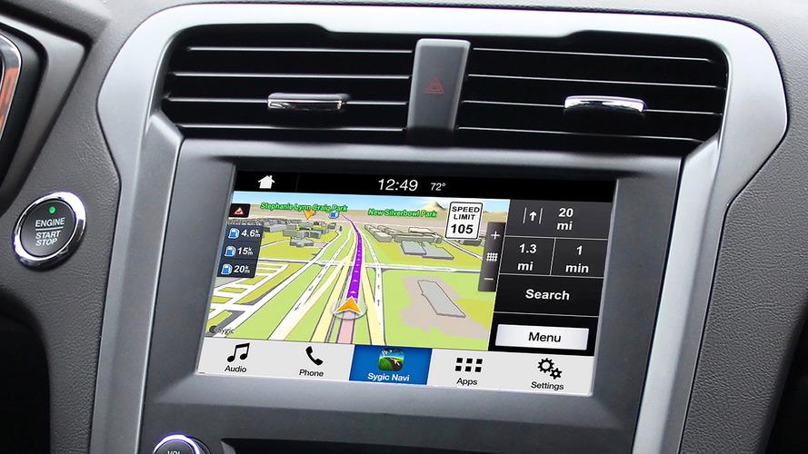 2018 Ford'larda akıllı telefonlar araç ekranına yansıyacak