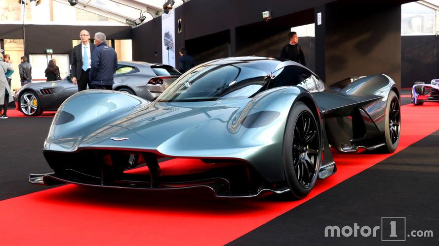 Aston Martin lutte contre la spéculation autour de la Valkyrie