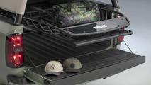 Chevy Colorado Z71 Hurley konsepti