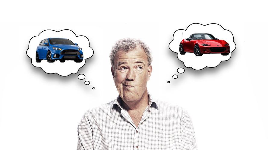 Jeremy Clarkson 2015 ve 2016 yılları için en iyi otomobilleri belirledi