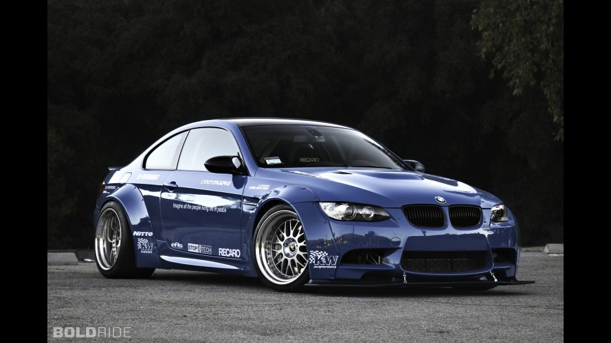 LT Motorwerks Liberty Walk BMW M3