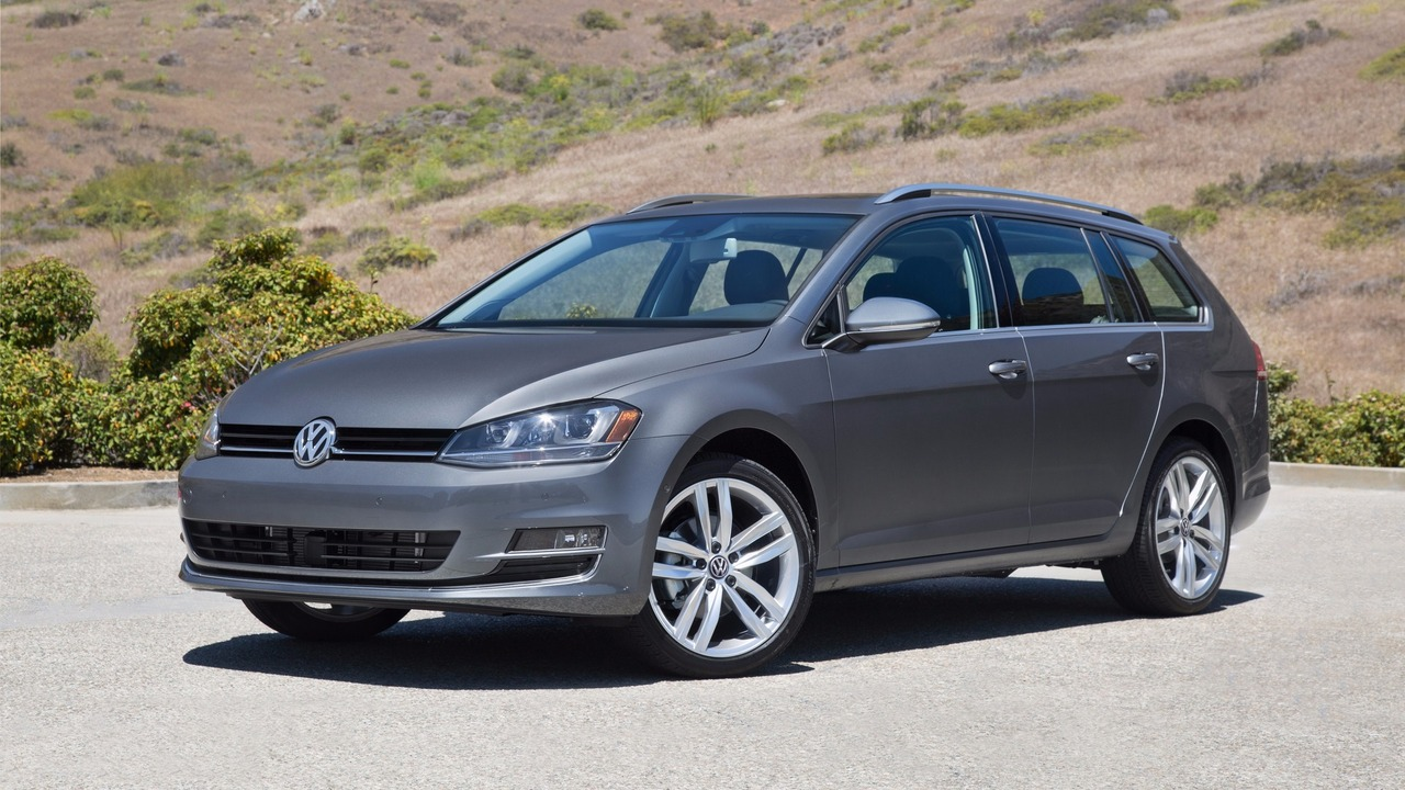 Volkswagen's Golf wagon gets new name for third straight year