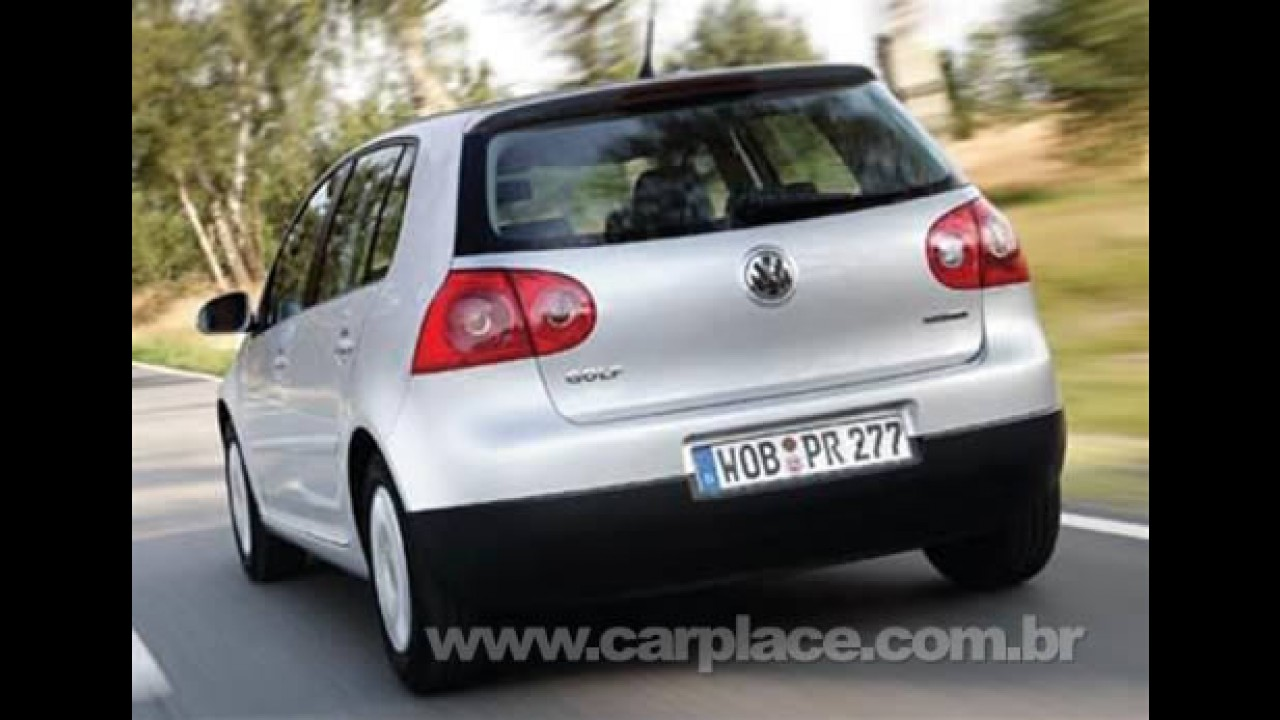 Europa: Novo Golf 1.9 TDi Bluemotion faz 22,2 km por litro de combustível
