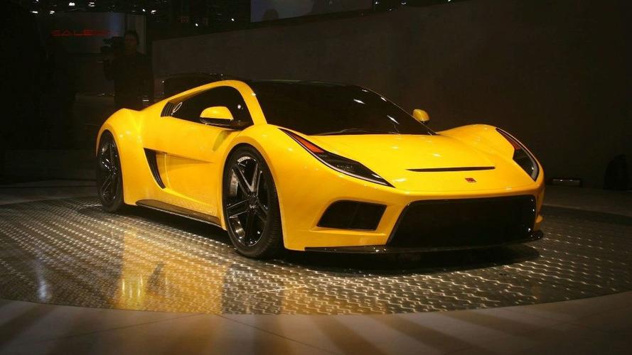 Saleen S7 For Sale >> Saleen S5S Raptor Concept Debuts