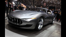 Maserati Alfieri vs A6GCS
