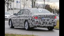 Nuova BMW Serie 5, le foto spia