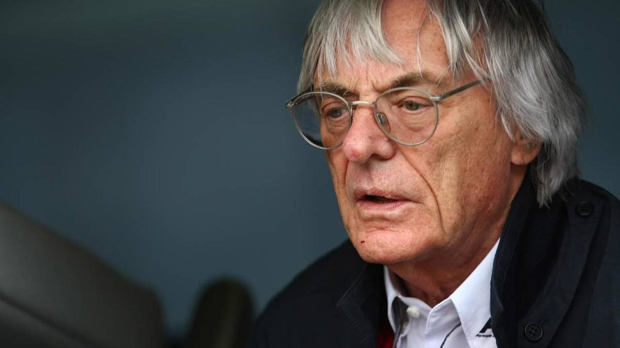 F1 boss Ecclestone vows never to retire