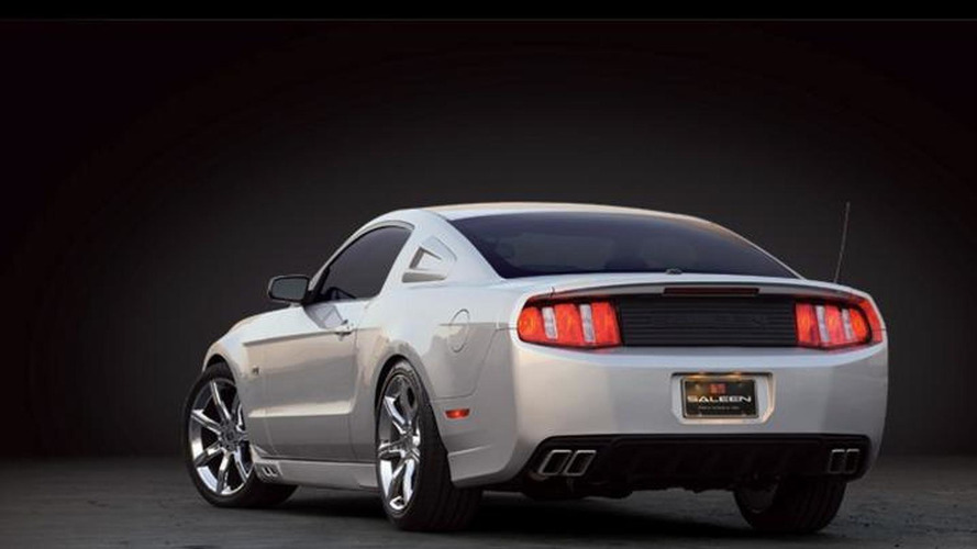 Saleen to end Mustang production