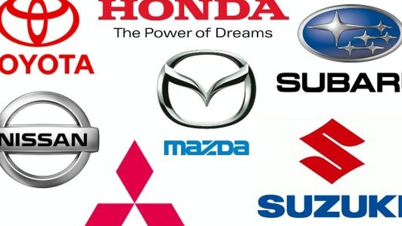 Japanese Car Brand Logos >> Japanese brands still dominate U.S. reliability survey