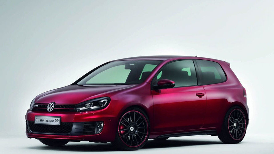 Volkswagen Golf GTI Worthersee 09 Special Edition