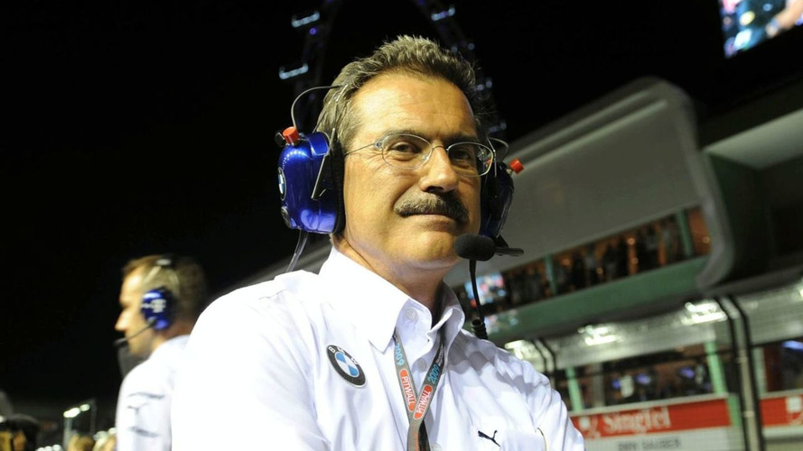 BMW not coming back for F1's 2013 engine era - Theissen