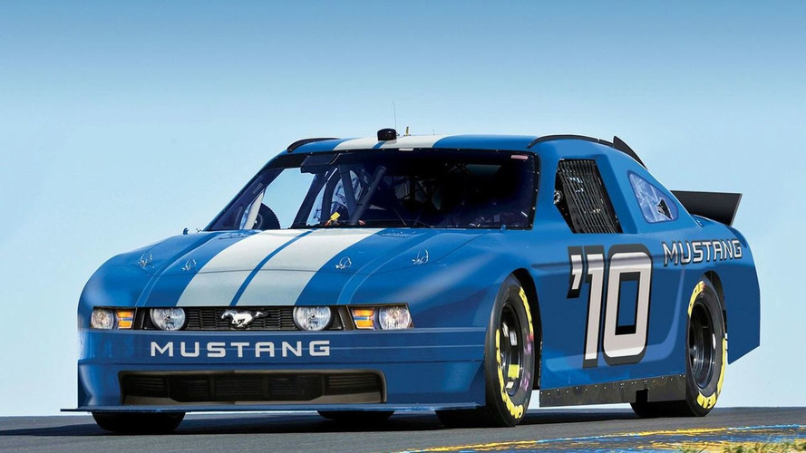 Ford Mustang Officially Confirmed to Enter NASCAR for First Time