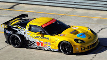 Corvette Racing Sebring Test 2010 08.03.2010