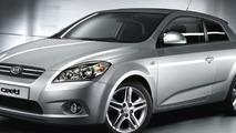Kia Pro-Cee'd to Debut at Frankfurt Motor Show