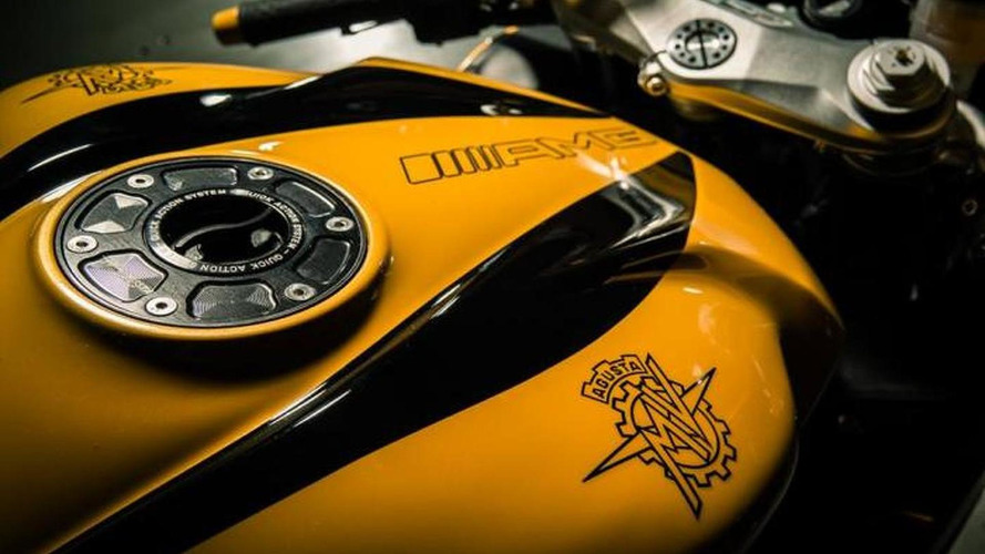 Los concesionarios de Mercedes-Benz empiezan a vender motos MV Agusta
