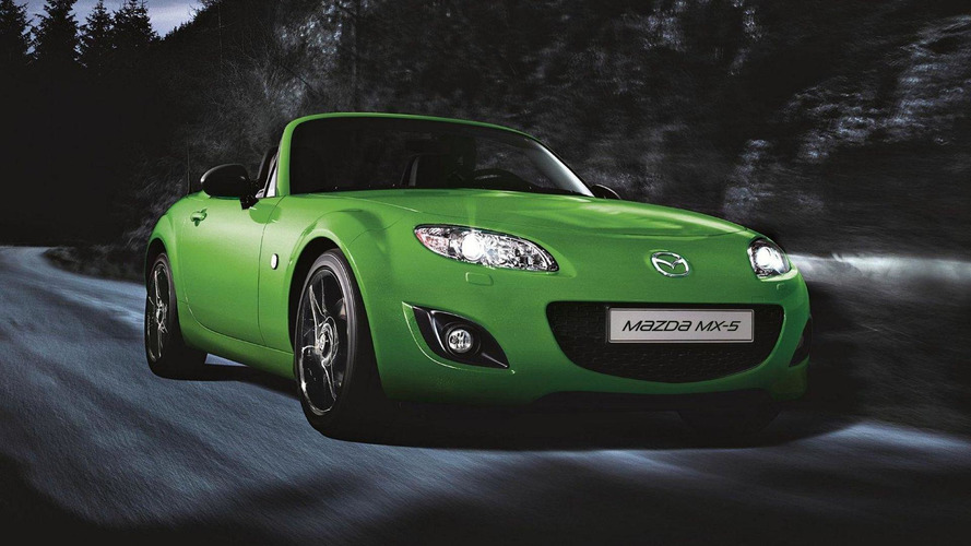 Mazda MX-5 Karai Special Edition announced for Germany