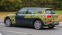 MINI Clubman John Cooper Works spy photo