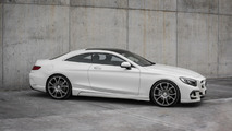 Mercedes S Class Coupe gets styling & performance tweaks