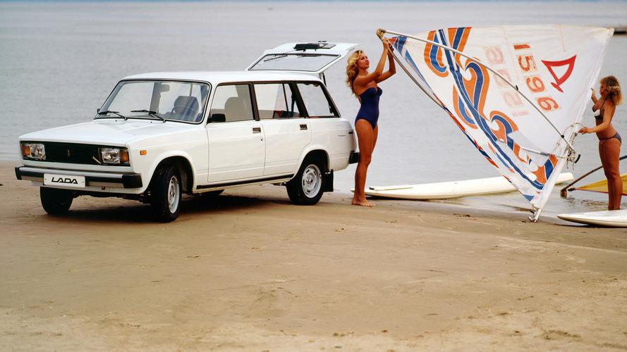 Klasik reklamlar: 1980 Lada modelleri