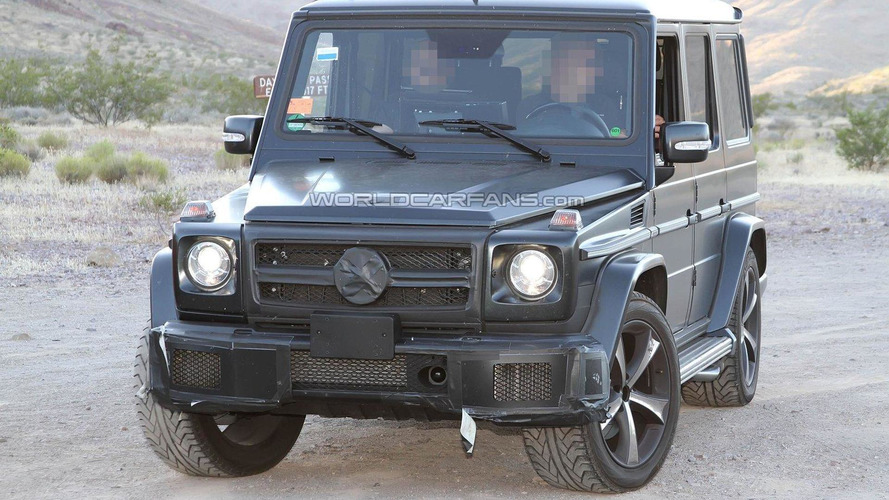 Mercedes G-Class could stick around until 2020 - report