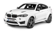 BMW X6 by AC Schnitzer arrives at Essen with body kit and extra power