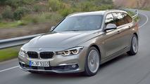 2016 BMW 3 Series Touring