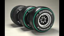 Bridgestone - gomme F1