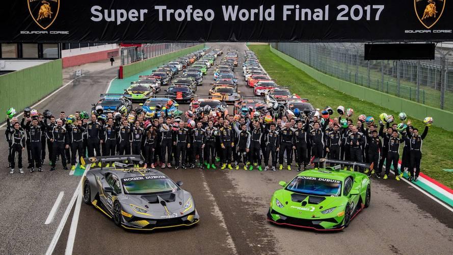 Motorsport.com se convierte en el 'Medio Oficial' de la Final Mundial del Super Trofeo de Lamborghini
