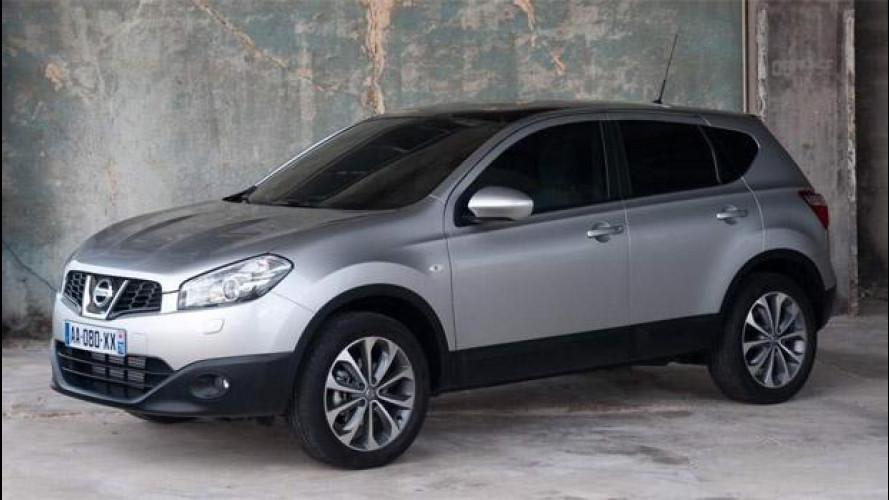 Nissan Qashqai diesel al prezzo del benzina