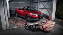 Üstü Açık Honda CR-V Roadster
