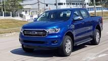 2018 Ford Ranger ortaya çıktı