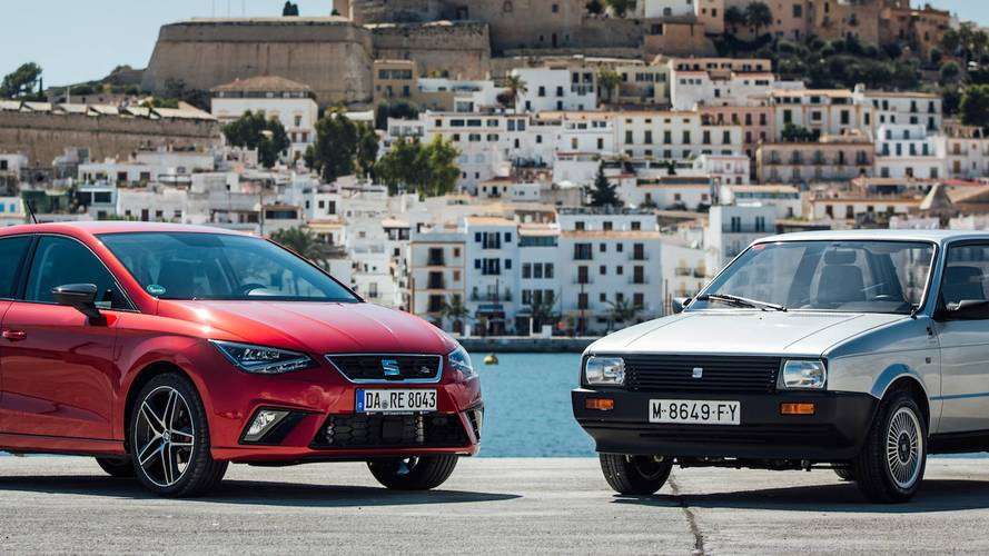 Conoce la evolución del SEAT Ibiza 2018 desde sus orígenes