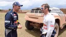 Sébastien Loeb au Dakar