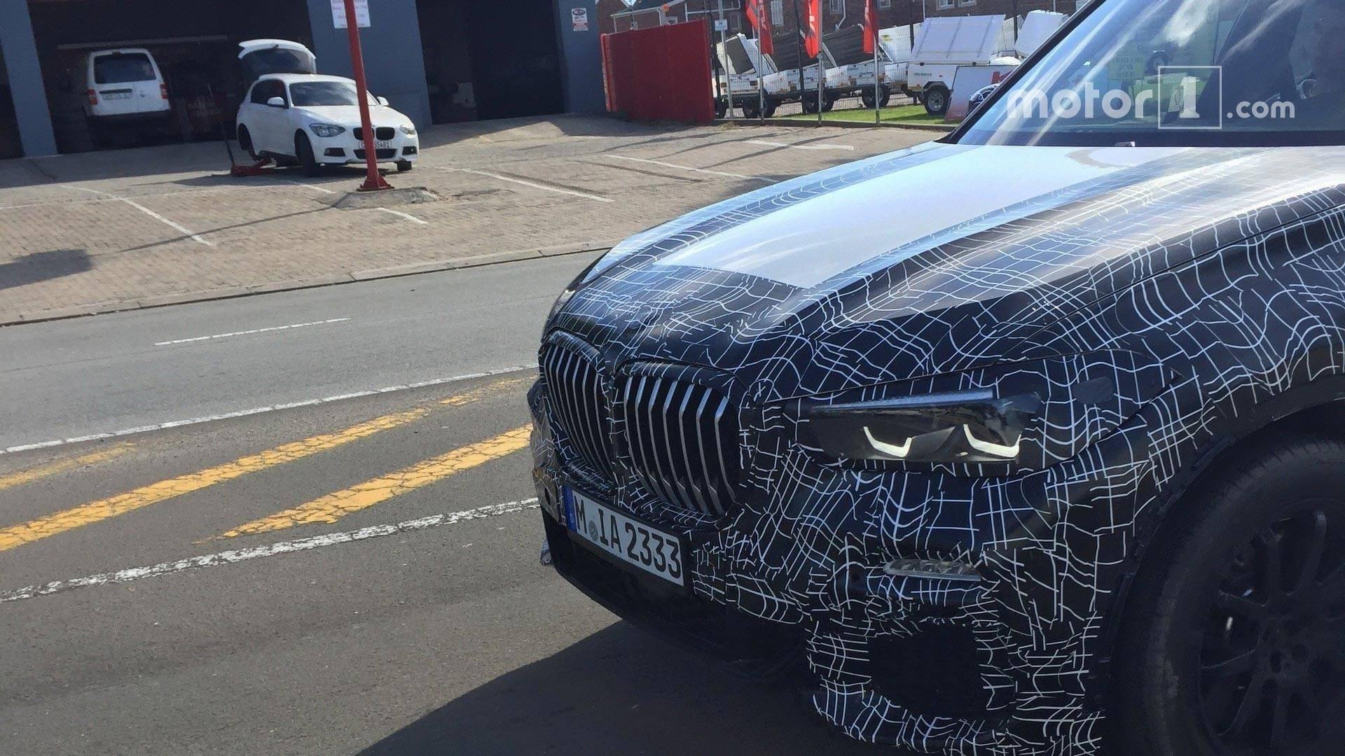 2018 - [BMW] X5 IV [G05] - Page 5 Bmw-x5-spy-photos1