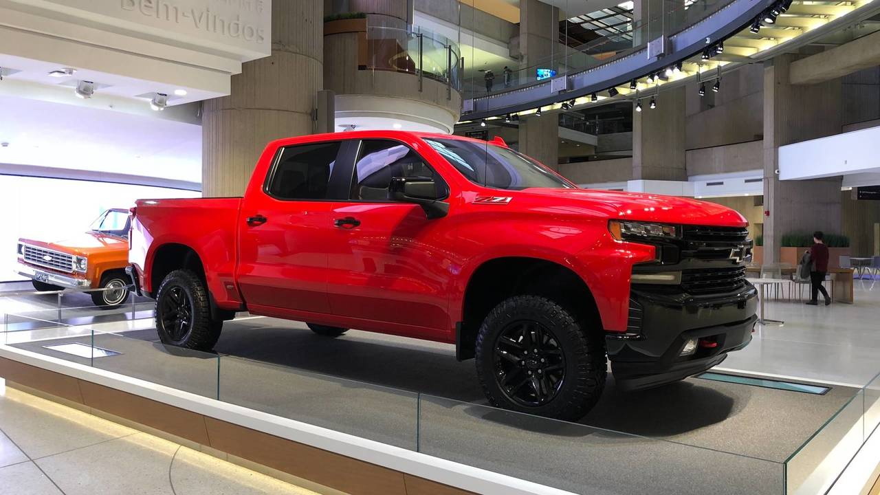 2019 Chevrolet Silverado What To Expect From The New Full ...