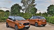 2018 Ford EcoSport ST-Line