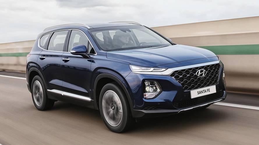 Primeiras impressões Hyundai Santa Fe 2019 - Novo visual, maior e revitalizado