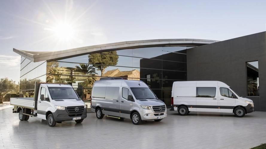 Mercedes-Benz Sprinter 2019 - nova geração é lançada mundialmente