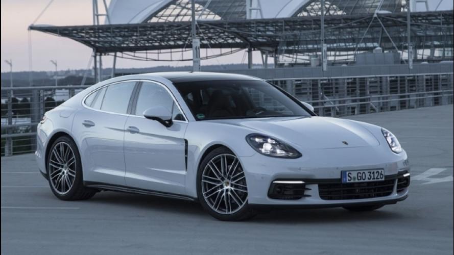 Porsche Panamera, arrivano il 3.0 da 330 CV e la versione Executive